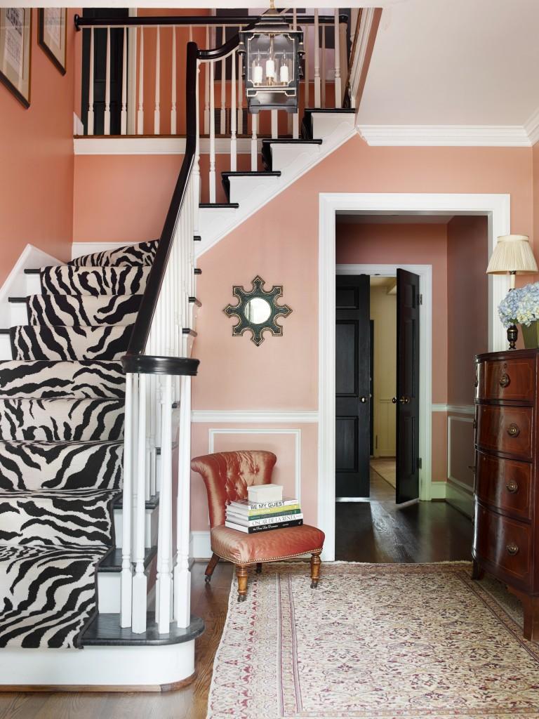 Catherine M. Austin Interior Design/ Stanwyck Entry Hall