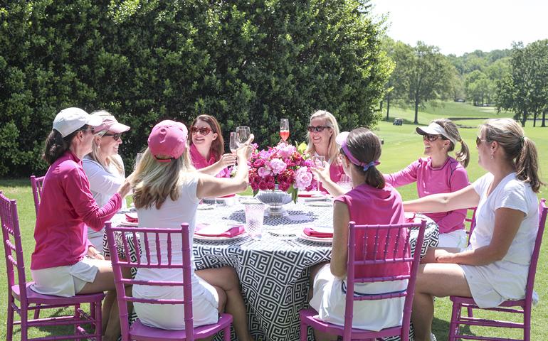 Catherine M. Austin Interior Design/ Ladies' Luncheon