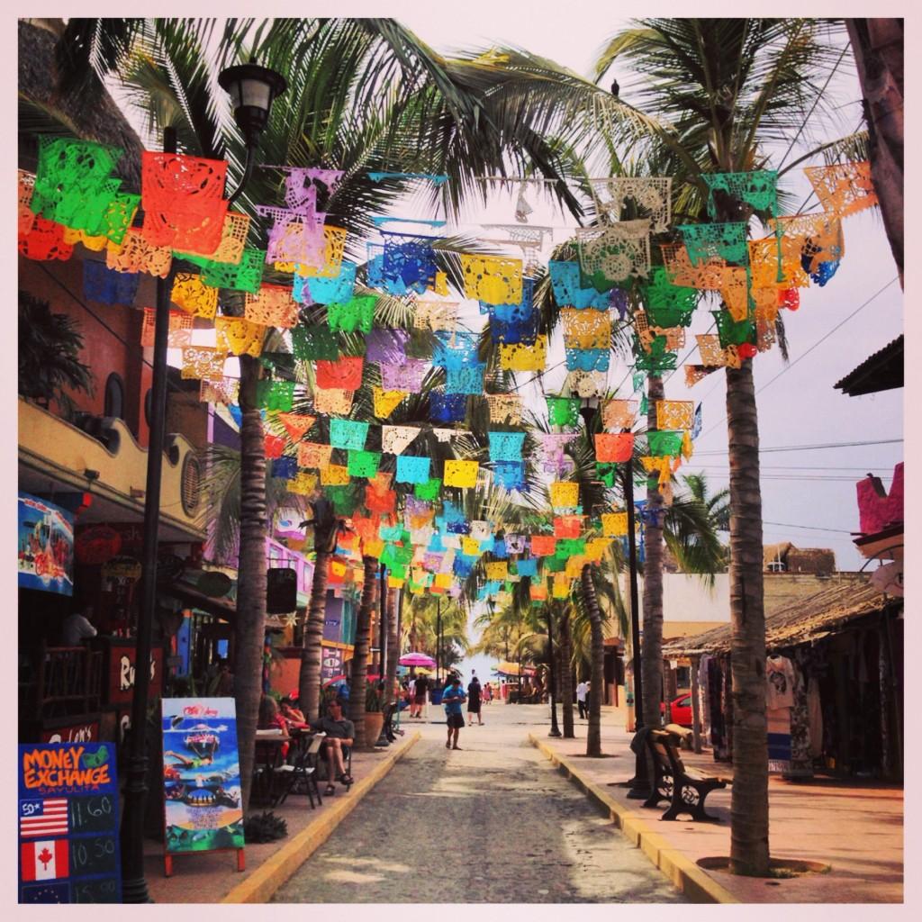 Mexico Streetscape