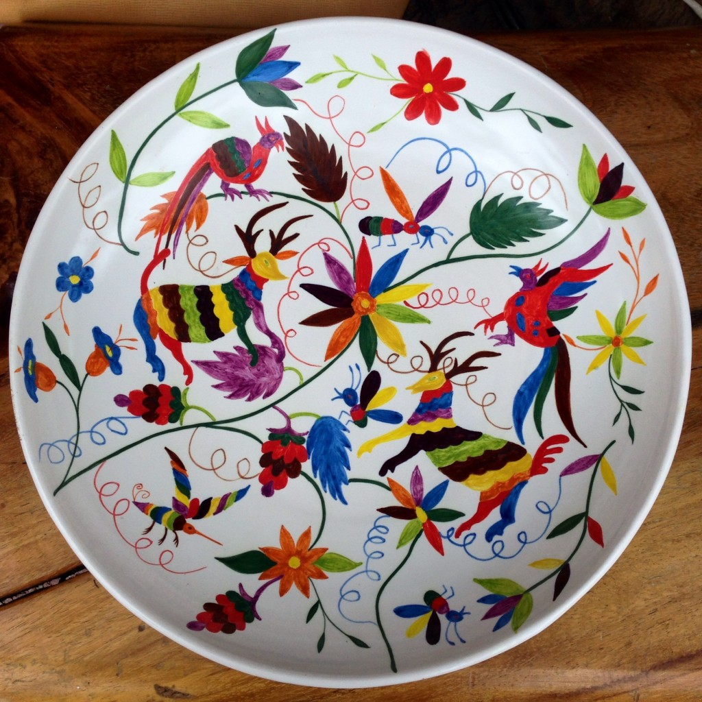Otomi Plate
