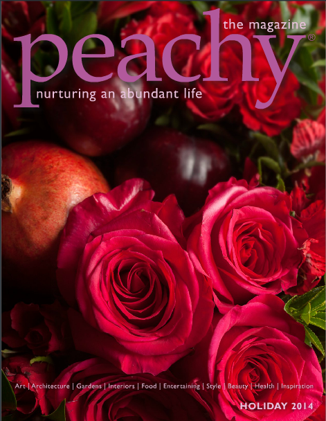 peachy cover