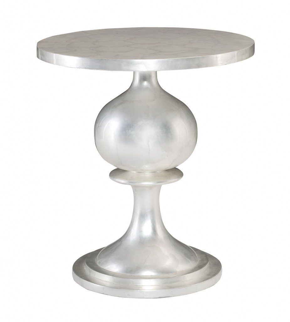Bernhardt_exclusive for Cathy Austin_Sterling Round End Table