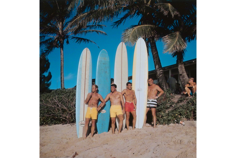 Leroy-Grannis-Leroy-Greg-Noll-Surf-Team-at-Duke-Kahanamoku-Invitational-Sunset-Beach-1966