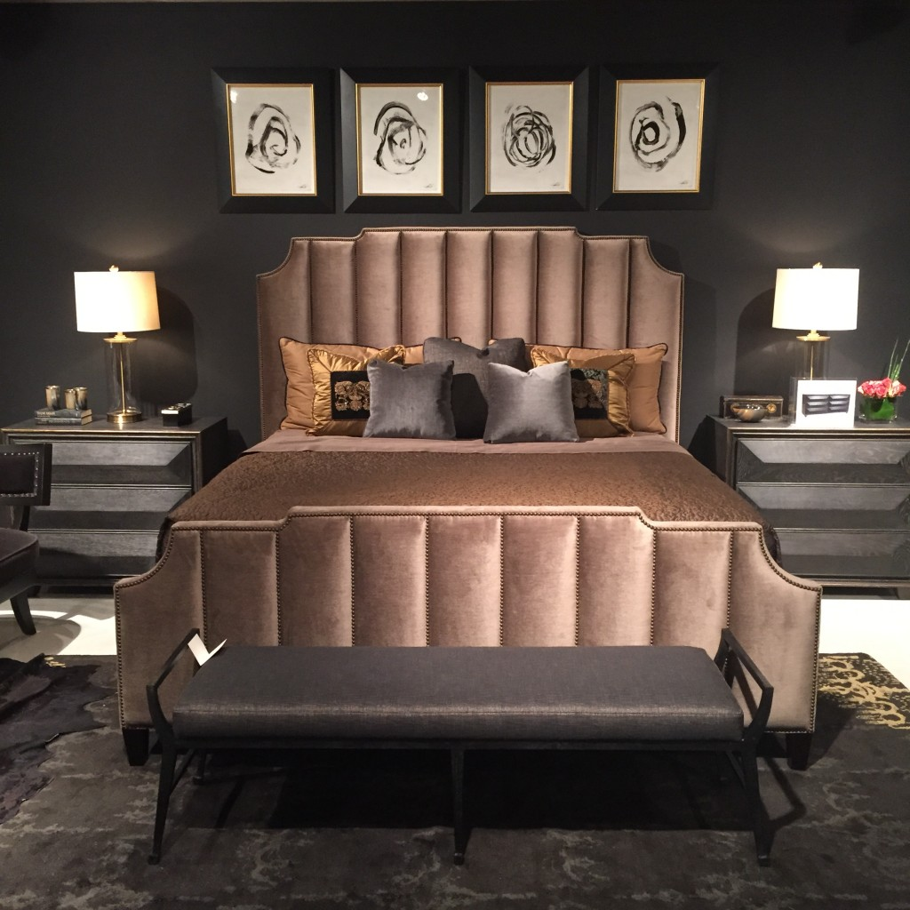 Modern Glamour With Bernhardt Furniture Catherine M