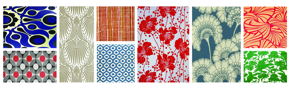 Florence+Broadhurst+Patterns