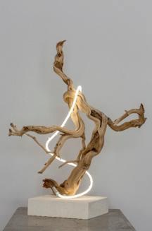 Untitled Wood Series #4 26x32