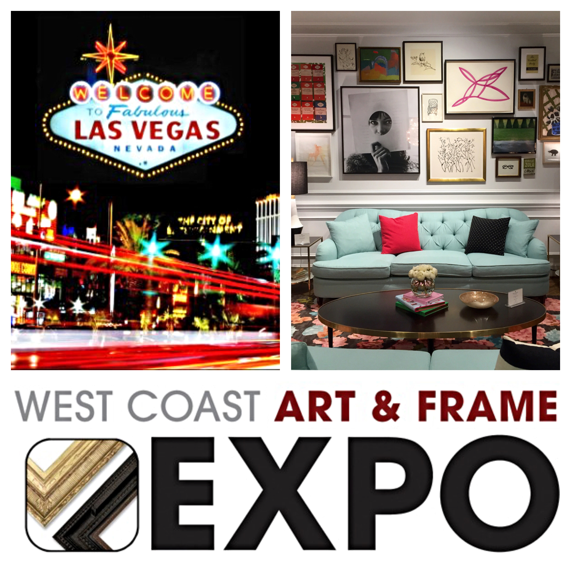 The Art Of Framing West Coast Art Frame Expo