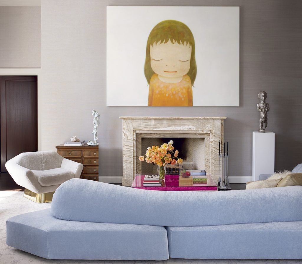 ART OF THE INTERIOR: MARIANNE BOESKY AT HOME